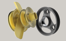 50 Years of experience manufacturing pulleys
