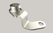 Example of welded part from NHI